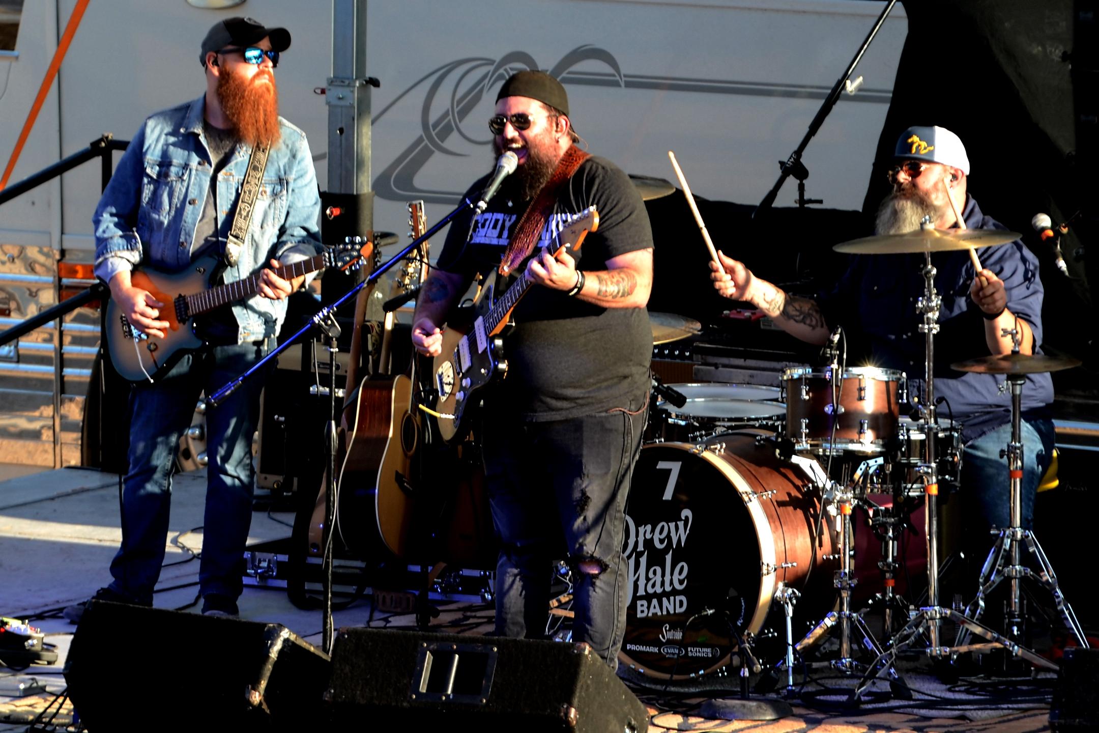 Drew Hale Band Photos