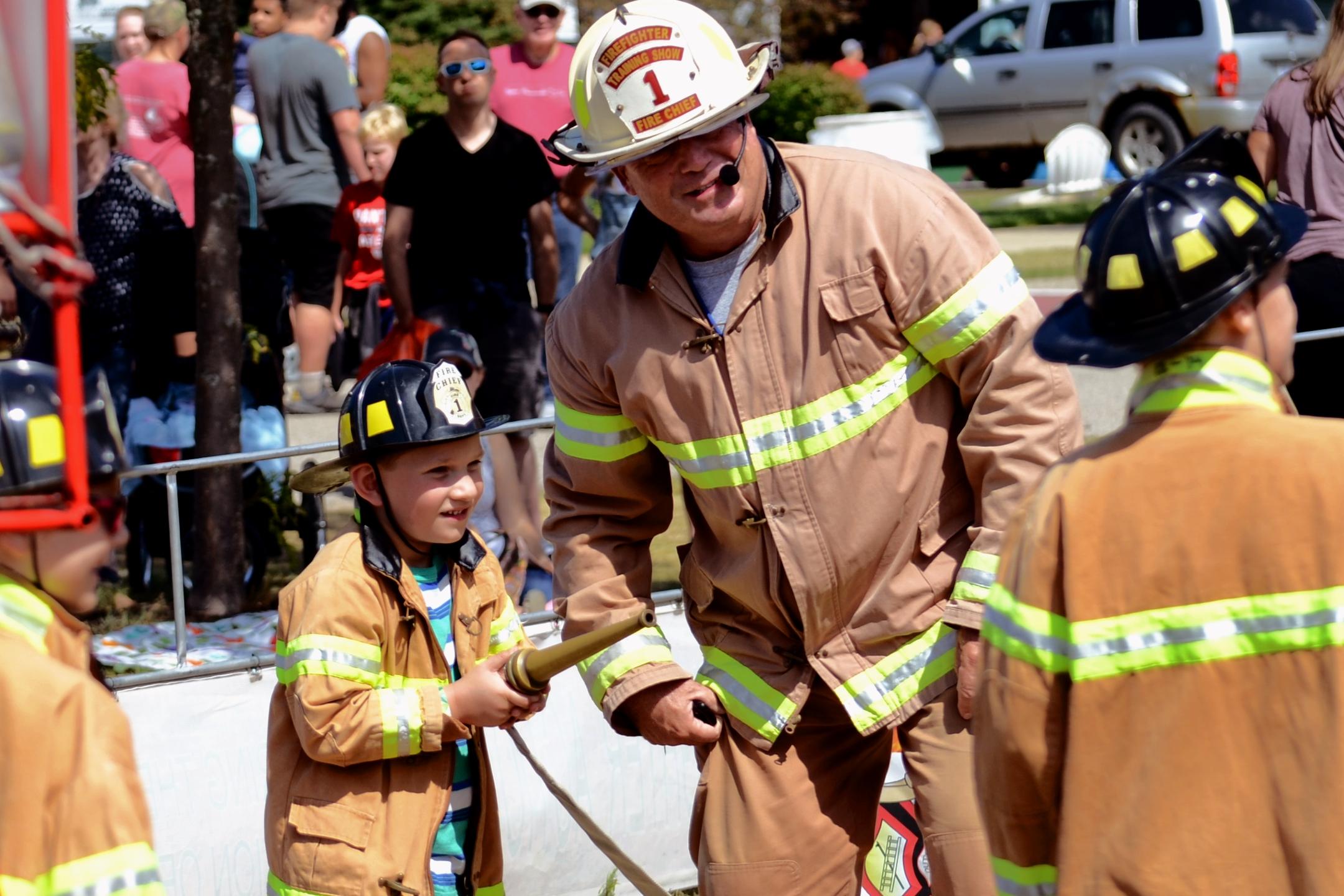 Firefighter Show Photos