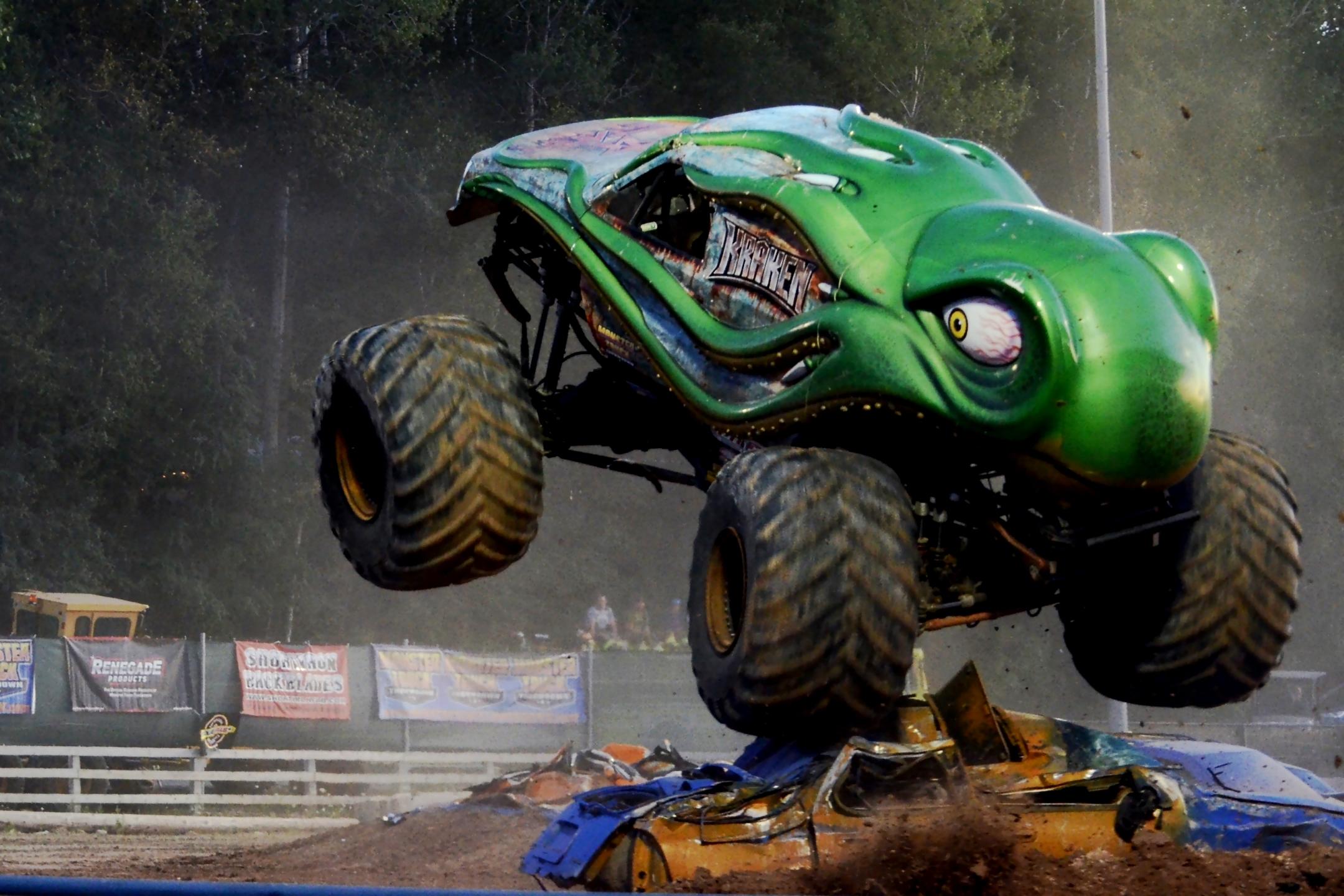 Monster Truck Photos