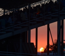 web sunset grandstand