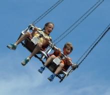 carnival swing best