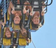 carnival upside down