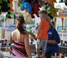 fun kid carnival game