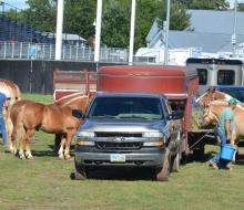 Horse pulls 2016