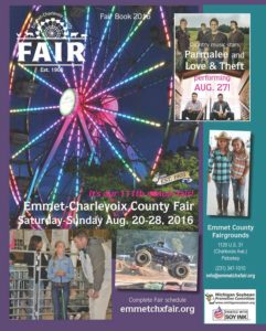 Fair Book 2016 cover only image