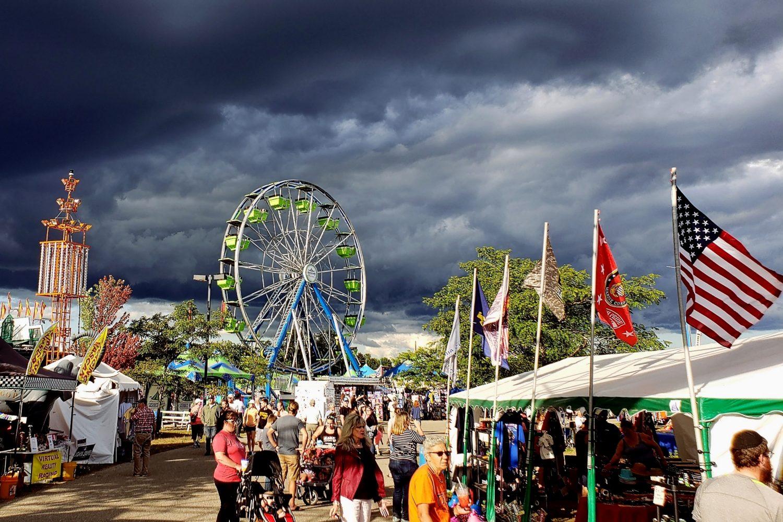 Northwest Michigan Fair Schedule 2020.Emmet Charlevoix County Fair Petoskey Michigan